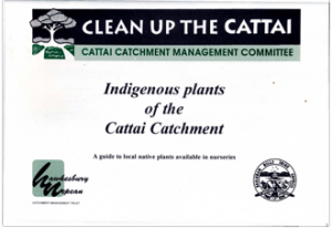 CCMC-Indigenous Plants of the Cattai Catchment